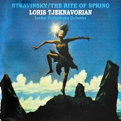 STRAVINSKY - The Rite of Spring - London Philharmonic Orchestra - RCA