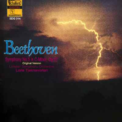 """BEETHOVEN  Symphony No.1 in C Minor, Op. 67 - London Symphony Orchestra"""